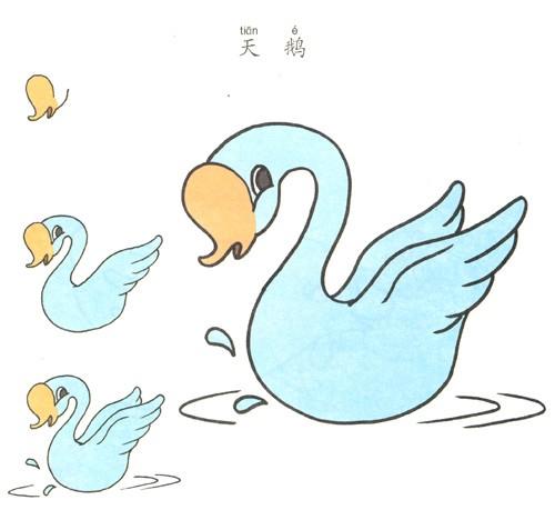 本套《小朋友学画画》共有植物,风景,动物,人物4本,对培养幼儿的想象