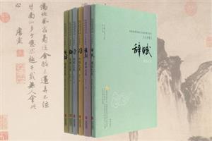 团购:中华传统文化·文学卷6册