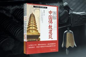 团购:图解中国佛教建筑+寺院2册
