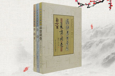 团购:洛阳考古集成3册