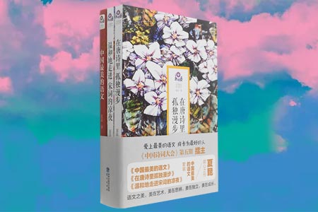 中国最美的语文系列(全3册)