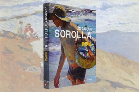 《索罗拉》是19世纪末20世纪初西班牙首屈一指的印象派画家华金・索罗拉的画作精粹。索罗拉在西班牙绘画史上与委拉斯贵兹、戈雅、毕加索齐名,他同瑞典的佐恩、美国的萨金特并称为三大外光派绘画大师。他表现外光的绘画技巧对现今关注绘画本身的艺术创作领域来说具有非凡的现实意义和借鉴价值。本书采用优质铜版纸,八开大开本设计,编选索罗拉作品近300余幅,包括包括人物、风景,按创作时间编集成册,以飨读者。定价158