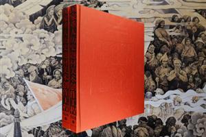 国家重大历史题材美术创作工程作品集-(全2册)