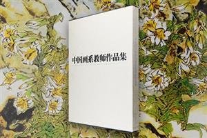 (函套)中央美术学院中国画系教师作品集