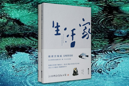 团购:(精)汪曾祺自选集·生活家+欢喜在人间
