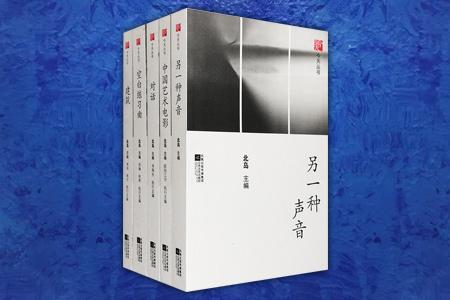 """""""今天丛书""""5册,著名诗人北岛主编,杂志十年诗选九十年代卷《空白练习曲》,来自香港的《另一种声音》,透视贾樟柯为代表新一代导演的《中国艺术电影》,""""中国当代建筑与城市实践""""《建筑》,中印作家的交流《对话》,定价130元,现团购价45元,全国包快递!"""