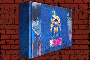 名侦探柯南连载20周年纪念版大合集【1-84】 彩色书套