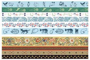 团购:中图网胶带·纹饰系列4种