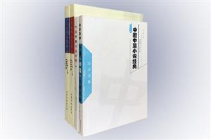 团购:中国中短篇小说经典4册2005、2007、2008