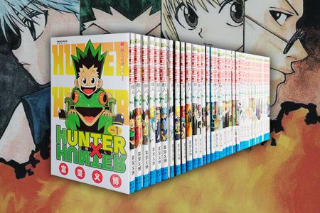 日本漫画鬼才富坚义博经典漫画!《猎人》(HUNTER×HUNTER)33卷,官方授权正版,无与伦比的超人气作品!该作于1998年起在日本漫画杂志《周刊少年Jump》不定期连载,富坚义博以丰富的幻想、精彩的剧情,给粉丝们构造了一个充满冒险与刺激的神秘猎人世界,陪伴了无数人的青葱岁月,小杰、酷拉皮卡、雷欧力、奇�搿⑽魉鳌�…喜欢他们的小伙伴不要错过!定价396元,现团购价219元,全国包快递!