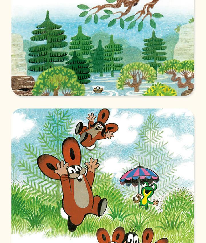 《团购:鼹鼠的故事(妈妈讲讲版)11册》