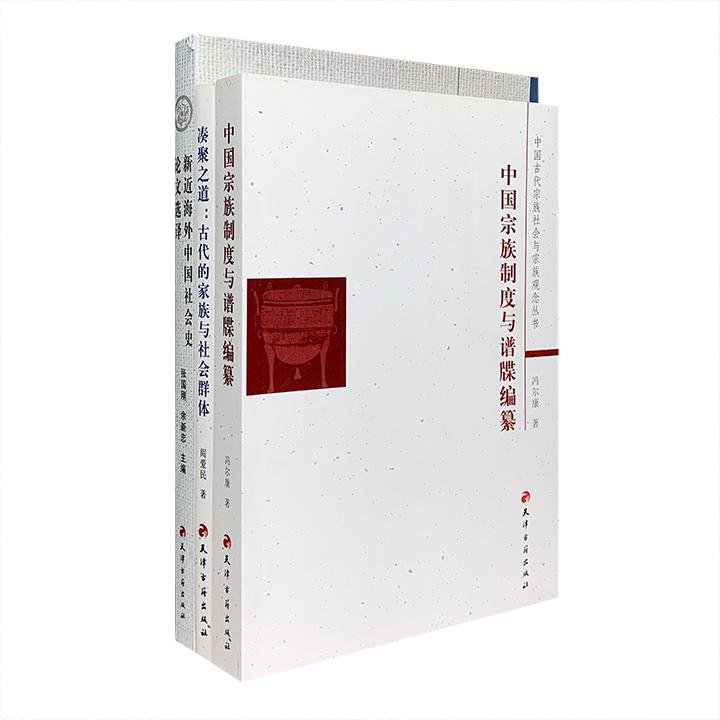 团购:社会史研究3册:凑聚之道等