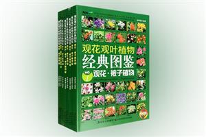 彩图版·观花观叶植物经典图鉴{全8册}