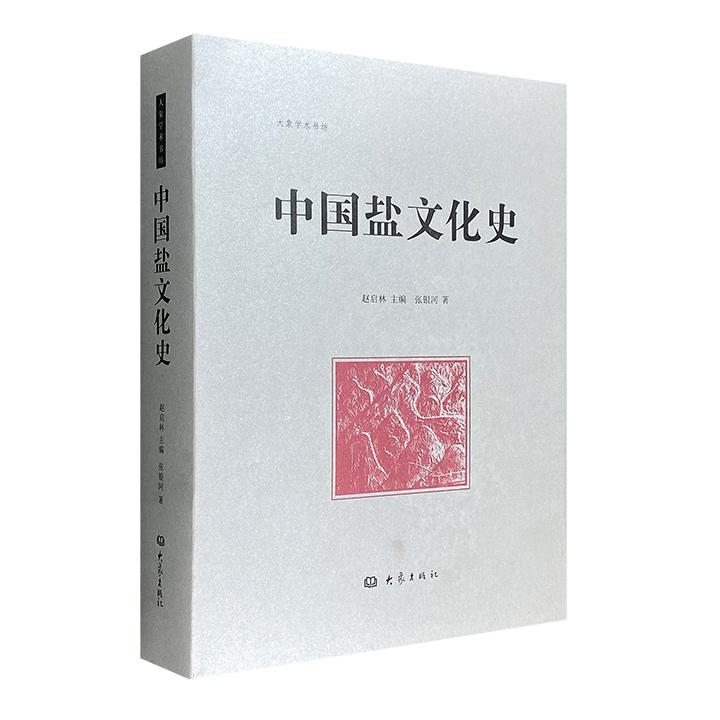 中国盐文化史