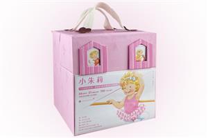 小朱莉(全44册礼盒装)外加1册1-4岁幼儿成长手册